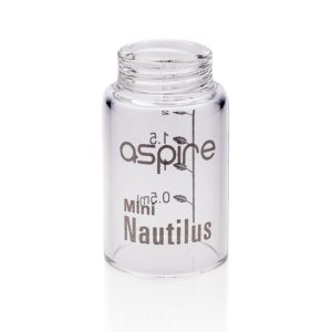 ASPIRE NAUTILUS GLASS 2ML and 5ML REPLACEMENT TANK