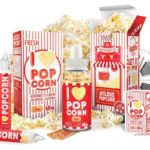I Love Popcorn E-Liquid Juice by Mad Hatter Juice 60ML