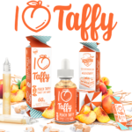 I Love Taffy E-Liquid Juice by Mad Hatter Juice 60ML