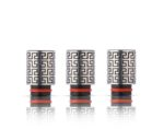 Chinese Classic Pattern Wide Bore 510 Drip Tip