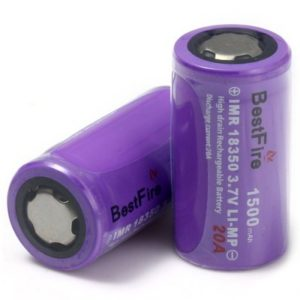*CLEARANCE* PVT50 18350 Battery 700mAh