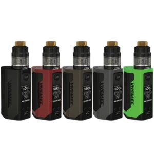 Wismec Reuleaux RX GEN3 TC Starter Kit with Gnome