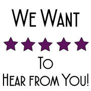 We'll Make Your Review Benefit You!