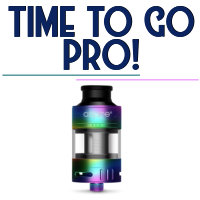 It's Pro Time!