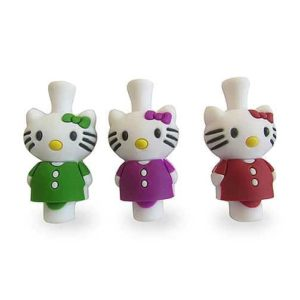 *Clearance* Little Kitty Silicone 510 Drip...